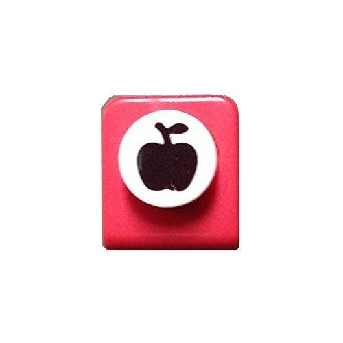 カール事務器 ミニクラフトパンチ アップル CN12092 APPLE 00072136【まとめ買い10個セット】