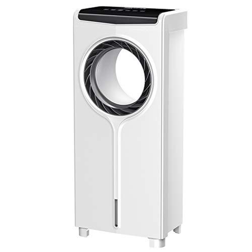 WGYDREAM Aire Acondicionado Climatizador Portátil Refrigerador de Aire evaporativo portátil, Velocidad de 3 Ventiladores for Uso en el hogar u Oficina - 4 en 1 Ventilador de Aire Acondicionado