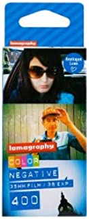 Lomography Color Negative 400 35mm (3本パック)