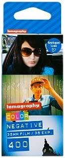 Lomography Color Negative 400 35 mm (Pack of 3)