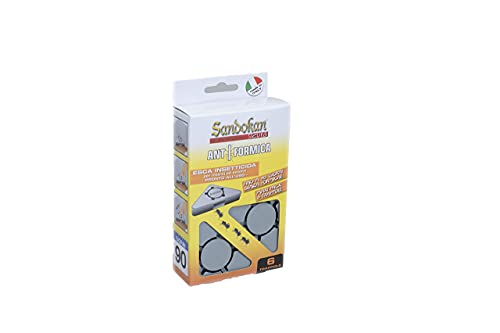 Multi Pack 6 pz. Trampas para Hormigas, Sandokan Insecticida