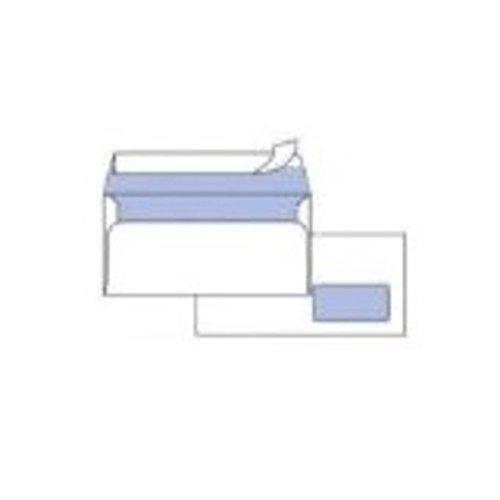 PIGNA 0062711am Fenster-Briefumschläge weiß