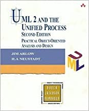 UML 2 and the Unified Process 2nd (second) edition Text Only