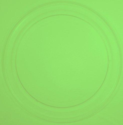 Mikrowellenteller / Drehteller / Glasteller für Mikrowelle # ersetzt Lloyds Mikrowellenteller # Durchmesser Ø 36 cm / 360 mm # Ersatzteller # Ersatzteil für die Mikrowelle # Ersatz-Drehteller # OHNE Drehring # OHNE Drehkreuz # OHNE Mitnehmer