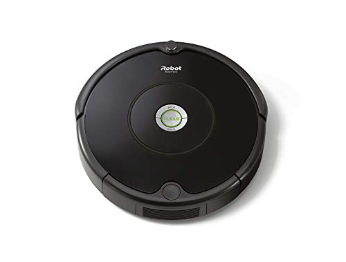 ルンバ606 アイロボット ロボット掃除機 自働充電 ゴミ検知センサー 独自のクリーニングシステム ペットの...