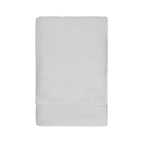 SENSEI La Maison du Coton Hydro Sensoft - Toalla de Ducha (650 gr/m2), colección SPA, Blanco, 70 x 140