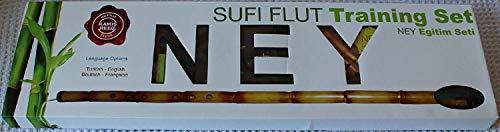 Türkische Ney Nay Flöte + DVD + Buch + CD