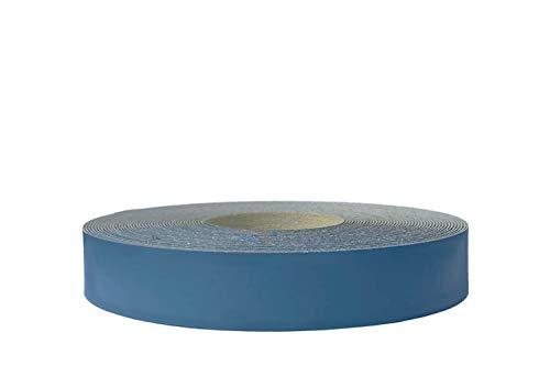 Mprofi MT® (20m rollo) Cantoneras laminadas melamina para rebordes con Greve Azul...