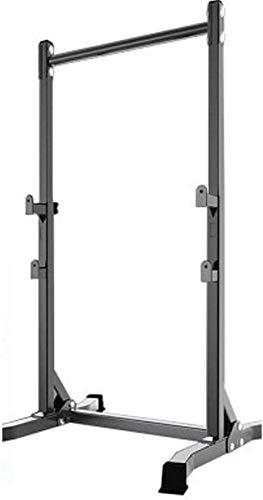 LDM Klimmzugstangen Indoor Horizontal Bar Frame Pull-Up Fitnessgeräte Haushalt Multifunktionale Squat Rack Hantelbank Horizontal Bar Frame Starke Tragfähigkeit