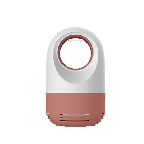 LGOO1 UV-Licht löst Mosquito-Lampe 360 ° Umgebung Art Blende Mosquito-Licht USB-Stromversorgung Moskito-Mörder bewegliche kleine Nachtlichter Mute Betrieb Physikalische Flycatcher Lampen