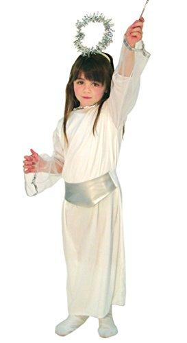 Disfraz de ángel (7-9 años)