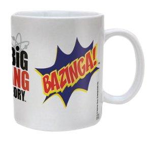 Kaffeetasse-Bazinga Burst