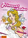 Dibujo y pinto princesas y hadas