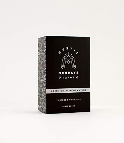 Mystic Mondays Tarot: A Deck for the Modern Mystic (Tarot Cards and Guidebook Set, Card Game Gifts, Arcana Tarot Card Set)