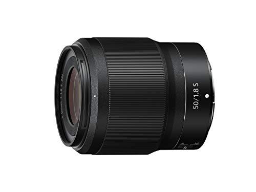Nikon Nikkor Z 50mm f/1.8S, Objetivo para Nikon Z Serie S A Pleno Formato, FX/, Negro Neopreno: 4años de garantía
