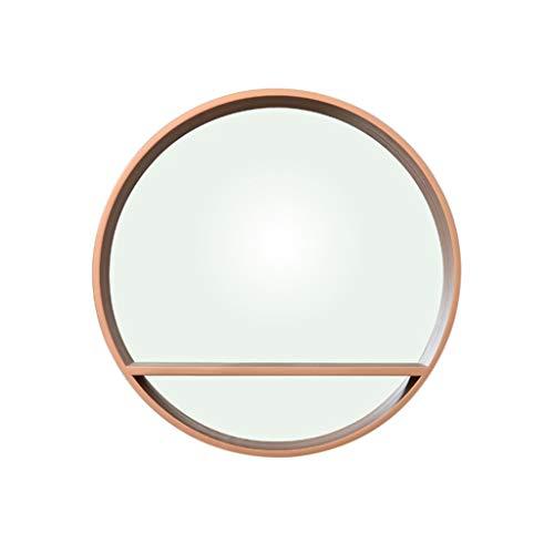 Jiamuxiangsi- Wandspiegel - badkamer wastafel spiegel/wandmontage moderne minimalistische badkamer muur spiegel ==spiegel A