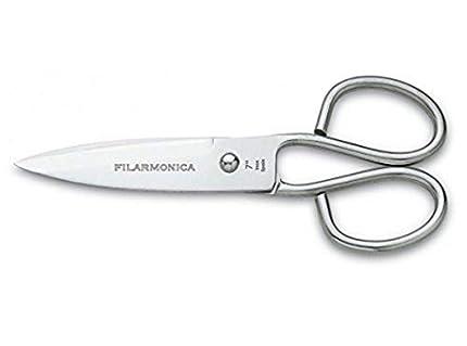 FILARMONICA - Tijera Cocina Dentada Inox Filarmonica 7''