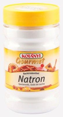 Kotanyi Natron Speisesoda Backtriebmittel Gewürze für Großverbraucher und Gastronomie, 990 g