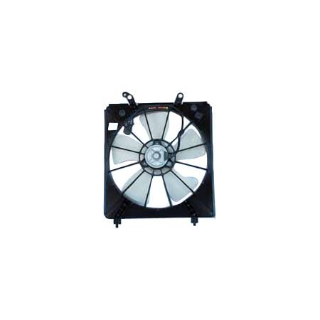 TYC 600710 Honda Accord Replacement Radiator Cooling Fan Assembly