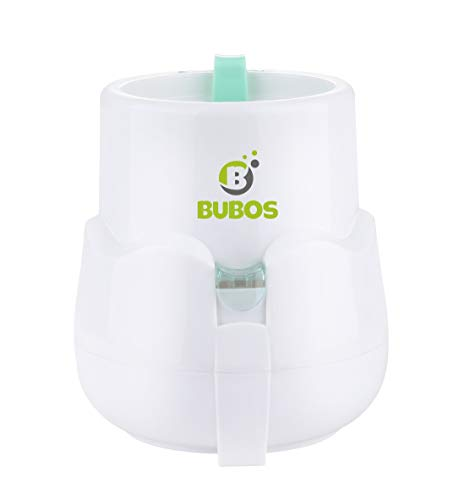Bubos Smart Fast Heating Baby Food Heater Bottle Warmer for Breast Milk and Formula