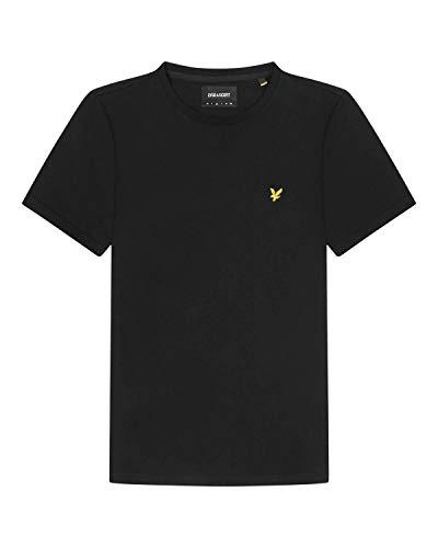 Lyle and Scott Crew Neck T-Shirt Herren schwarz, M