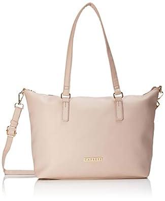 CAPRESE Women's Handbag (Cream)