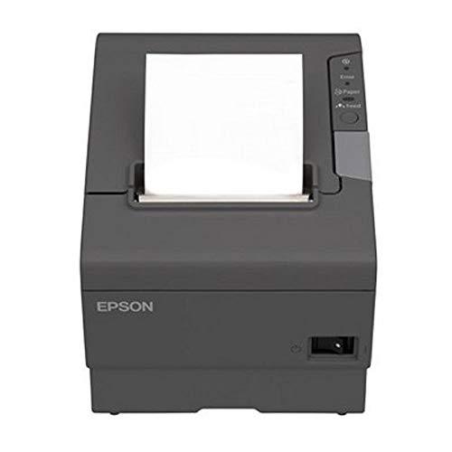 Epson TM-T88vi (112)–Terminal für Verkaufsstelle (kabellos und kabelgebunden, IEEE 802.11b, IEEE 802.11g, IEEE 802.11N, POS, Thermo, USB-Typ A, USB-Typ B, Ethernet, RS-232, USB 2.0, Wireless LAN).