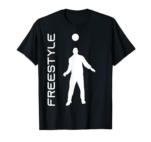 Pallone da calcio Freestyle Soccer Maglietta