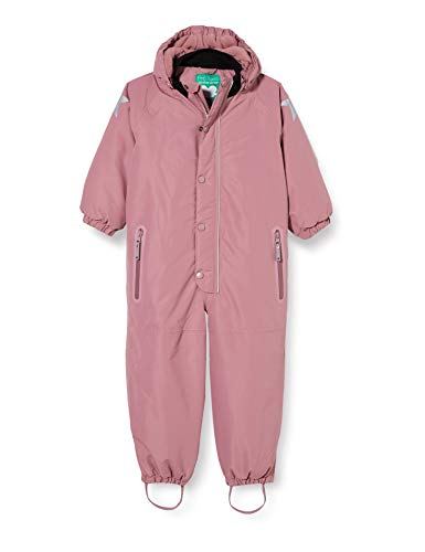 Fred's World by Green Cotton Girls Outerwear Suit Snowsuit, Shadow, 110