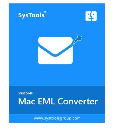 SysTools Mac EML Convertitore (Consegna e-mail-No CD)