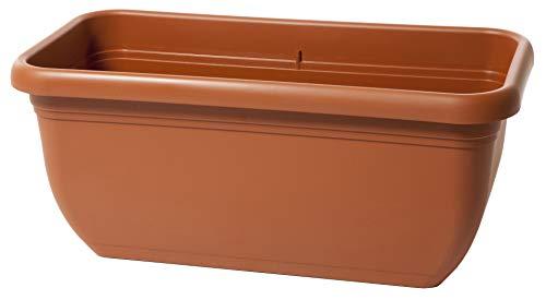 Plastecnic 8014211954740 Cassetta in Plastica Maxi Unica Cm.80, Multicolore