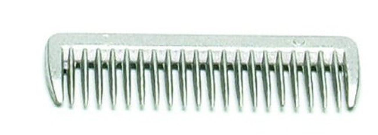 スポンジ生産性是正するEqui-Essentials Aluminum Pulling Comb [並行輸入品]