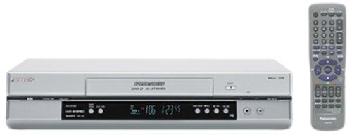 Panasonic NV-HV60EG-S HiFi-Videorecorder Silber