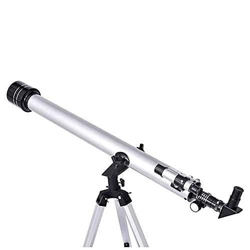 LYYJIAJU Telescopio Astronomico per Bambini Adulti Telescopio astronomico con treppiede Regolabile, telescopio Spaziale monoculare all'aperto per Principianti per Bambini e Principianti di Astronomia