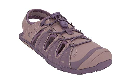 Xero Shoes Damen Colorado Sandale - Wasserfreundlicher, leichter Sandalenschuh, Violett (mulberry), 39 EU