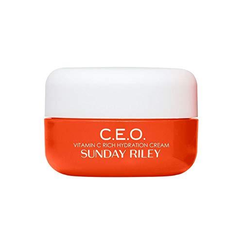 Sunday Riley C.E.O. C+E Protect + Repair Idratante 15 g