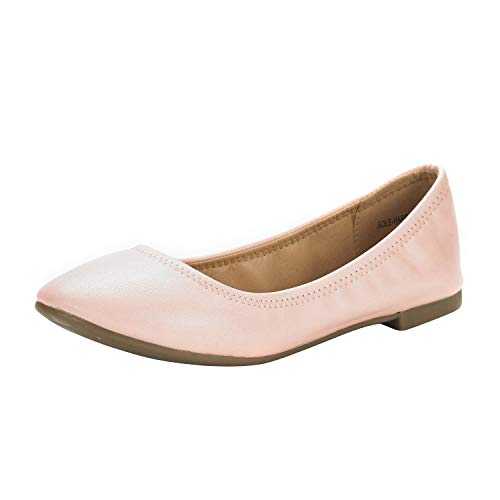Top 10 best selling list for pink flat shoes size 8