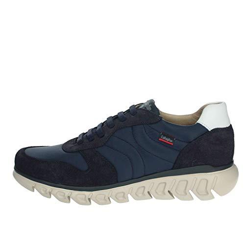 Callaghan Squalo, Zapatos de Cordones Derby para Hombre, Azul (Marino 1), 40 EU