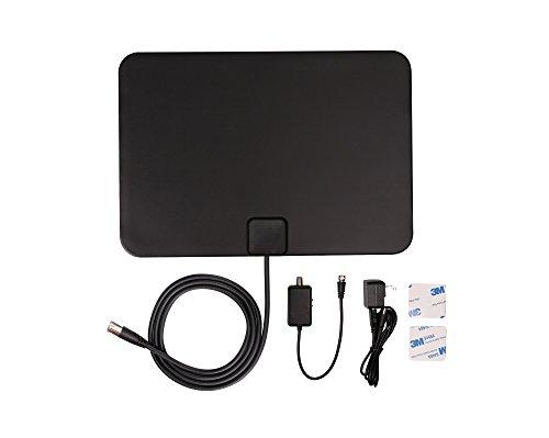 ONN HD Digital Amplified Indoor TV Antenna