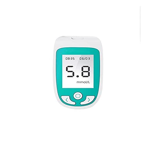 RUICHENG 3 En 1 Medidor De Glucosa En La Sangre, Medidor De Colesterol Total Medidor De Prueba De Ácido De Ácido De Medición del Sistema De Monitor De