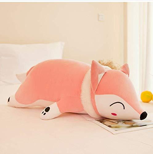 N/T Kawaii Puppen Kuscheltiere & Plüschtiere Für Mädchen Kinder Jungen Spielzeug Plüschkissen Fox Kuscheltiere Stofftierpuppe 30Cm