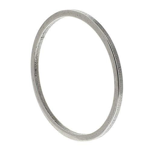 CAR-TOBBY Kpop BTS Ring Vinger Ringen Bangtan Jongens V Jung Jimin RM Suga Sieraden Ringen Accessoires voor Mannen Vrouwen(roestvrij staal 18mm)