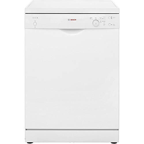 Bosch SMS24AW01G Serie 2 Freestanding Dishwasher, 12 place settings, 60cm...