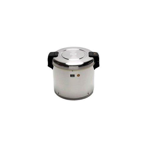 Zojirushi THA-803S Elektrischer Reiswärmer, 8 Liter, Edelstahl, silberfarben
