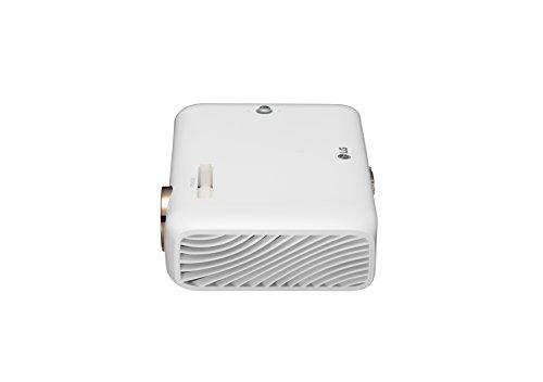 LG CineBeam PH550G Portable Projector (HD, LED, 100,000:1 Contrast, 550 lumens)