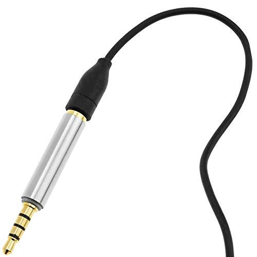 BeMatik Adaptador de Audio CTIA-OMTP OMTP-CTIA minijack 3.5mm 4pin
