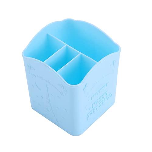 Boîtes de rangement pour outils de manucure - Bleu