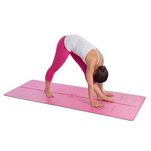 Liforme nachhaltige Naturkautschuk Yogamatte