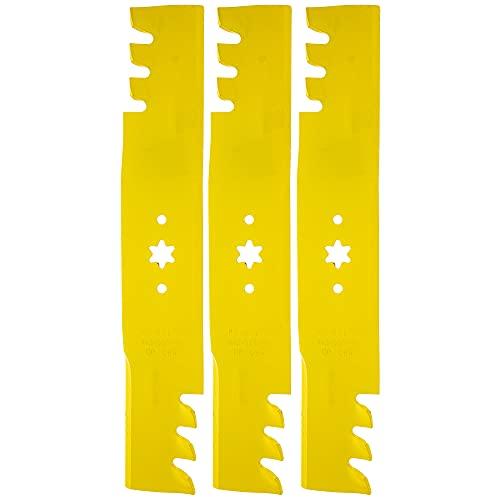 CUB CADET 942-0677-X Xtreme Blades GT1054 LGTX1054 RZT54 RZT-L54 RZT-S54 3-Pack