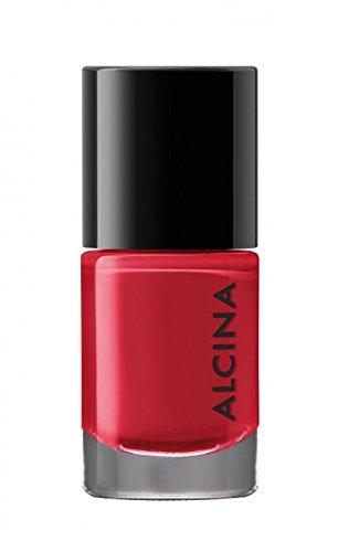Alcina Ultimate Nail Colour tango 030 10 ml Nagellack für intensive Farbbrillanz mit hoher Deckkraft